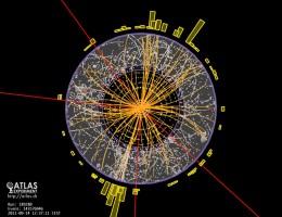 ATLAS detecta indicio bosón de Higgs 14sep2011