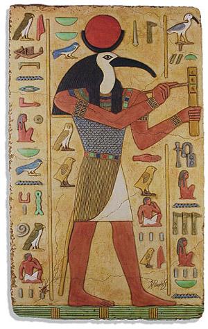 Hermes, Dyehuty, Thoth