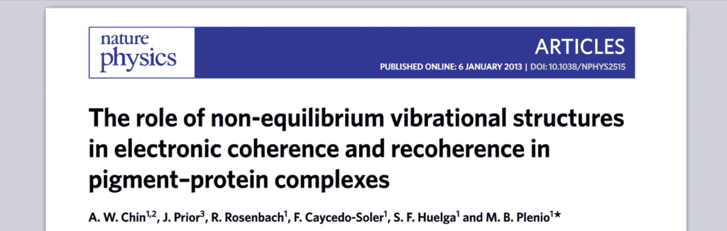 The role of non-equilibrium vibrational structures in electronic coherence and recoherence in pigment–protein complexes