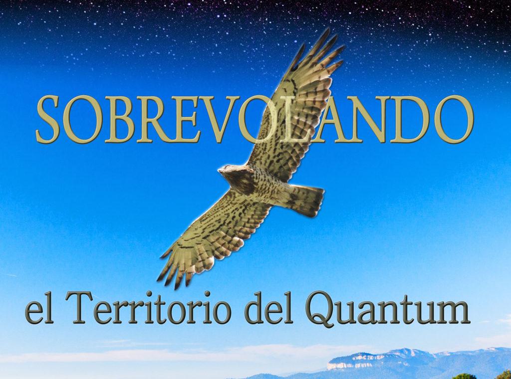 Portada Sobrevolando el Quantum - Teresa Versyp