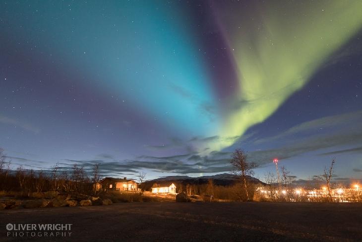 Aurora Boreal (Oliver Wright)